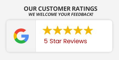 5 Star Ratings